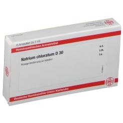 DHU Natrium Chloratum D30