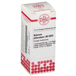 DHU Natrium chloratum LM XVIII Dilution