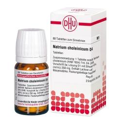DHU Natrium choleinicum D4 Tabletten