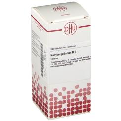 DHU Natrium jodatum D6 Tabletten