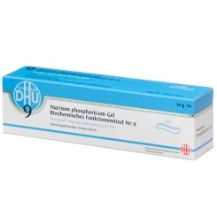 DHU Natrium Phosphoricum D4 Gel Nr. 9