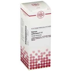DHU Natrium sulfuricum D12 Dilution