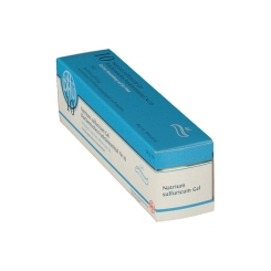 DHU Natrium Sulfuricum D4 Gel Nr. 10