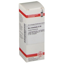 DHU Nux moschata D30 Dilution