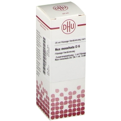 DHU Nux moschata D6 Dilution