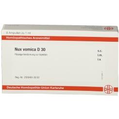 DHU Nux Vomica D30