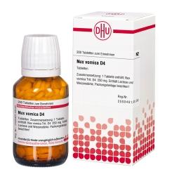 DHU Nux vomica D4 Tabletten