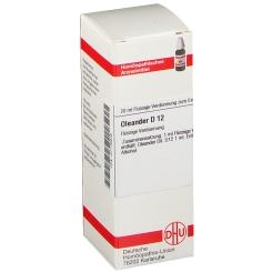 DHU Oleander D12 Dilution
