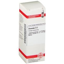 DHU Oleander D2 Dilution