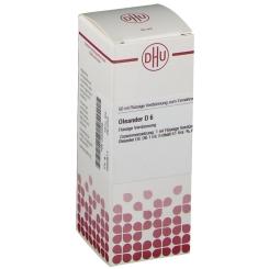 DHU Oleander D6 Dilution