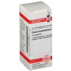 DHU Oleum terebinthinae C200 Globuli