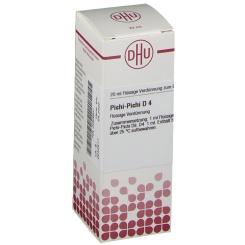DHU Pichi-pichi D4 Dilution