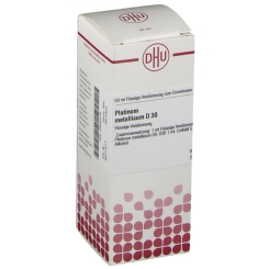 DHU Platinum metallicum D30 Dilution