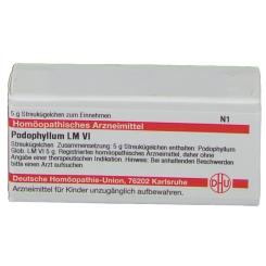DHU Podophyllum LM VI
