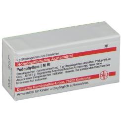 DHU Podophyllum LM VI Globuli