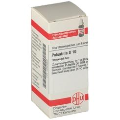 DHU Pulsatilla D10 Globuli