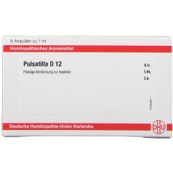 DHU Pulsatilla D12