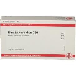 DHU Rhus Toxicodendron D30