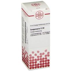 DHU Sanguinaria D30 Dilution