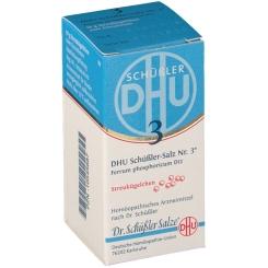 DHU Schüßler Nr. 3 Ferrum phosphoricum D12
