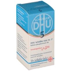 DHU Schüßler Nr. 5 Kalium phosphoricum D6