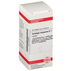 DHU Solidago virgaurea D1 Tabletten