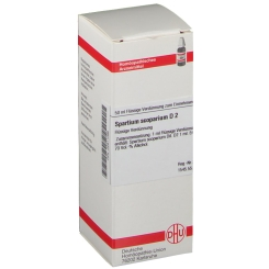 DHU Spartium scoparium D2 Dilution