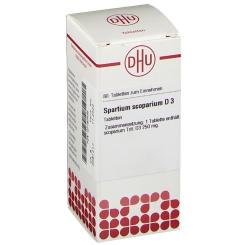 DHU Spartium scoparium D3 Tabletten