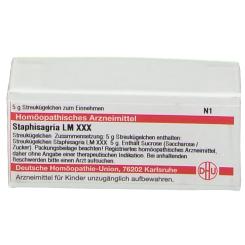DHU Staphisagria LM XXX
