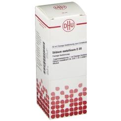 DHU Stibium metallicum D30 Dilution