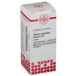 DHU Stibium sulfuratum nigrum C30 Tabletten