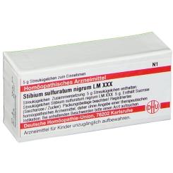 DHU Stibium Sulfuratum Nigrum LM XXX