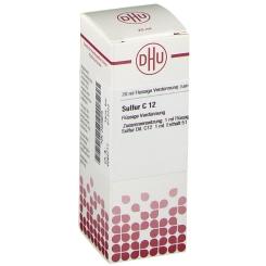 DHU Sulfur C12 Dilution