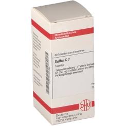 DHU Sulfur C7 Tabletten