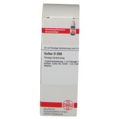 DHU Sulfur D200