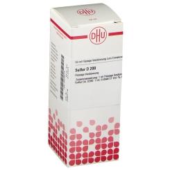 DHU Sulfur D200 Dilution