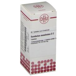 DHU Sumbulus moschatus D2 Tabletten