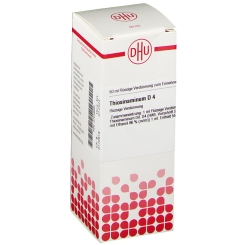 DHU Thiosinaminum D12 Dilution
