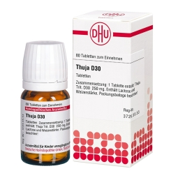 DHU Thuja D30 Tabletten