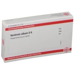 DHU Veratrum Album D6