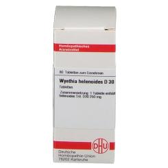 DHU Wyethia Helenoides D30