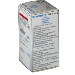 DIACOMIT 500 mg Hartkapsel