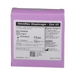 Diaphragma - Milex Wide Seal Silikon 65 mm
