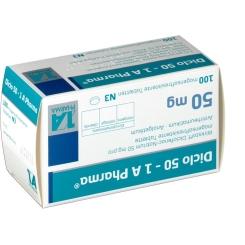 Diclo 50 1a Pharma Tabletten magensaftresistent