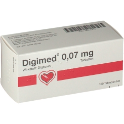 Digimed 0,07 Tabletten