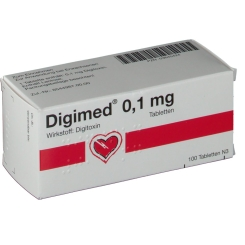 Digimed 0,1 Tabletten