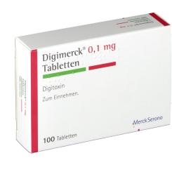 Digimerck 0,1 Tabletten