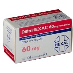 Diltahexal 60 Filmtabletten