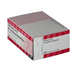 DILTIAZEM AbZ 90 mg