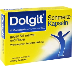 Dolgit® Schmerz-Kapseln